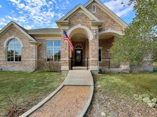 111 Live Oak Dr, Wimberley, TX 78676 (#5180585) :: Realty Executives - Town & Country