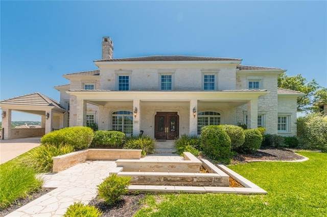 8912 Chalk Knoll Dr, Austin, TX 78735 (#5180855) :: The Summers Group