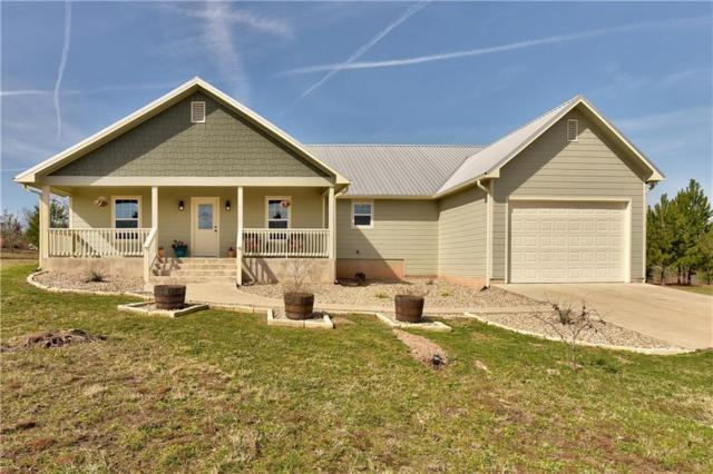 110 Blue Jay Rd, Bastrop, TX 78602 (#5184558) :: The Gregory Group