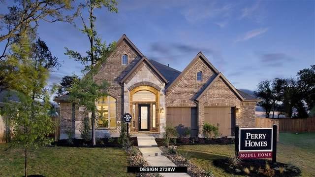 109 Lake Spring Cir, Georgetown, TX 78633 (#5184999) :: First Texas Brokerage Company
