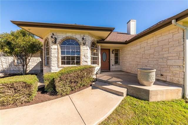 107 Lakeview Ln, Georgetown, TX 78633 (#5185263) :: Watters International