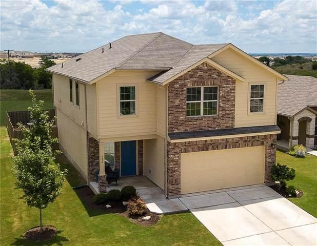 522 Pinnacle Dr, Georgetown, TX 78626 (#5185282) :: Zina & Co. Real Estate