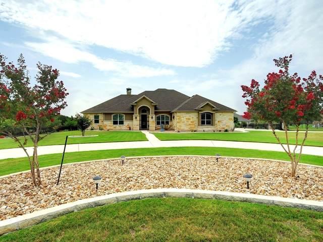 402 W Majestic Oak Ln, Georgetown, TX 78633 (#5185907) :: Lauren McCoy with David Brodsky Properties