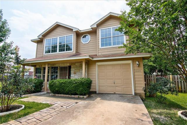 1609 Windy Park Ct, Round Rock, TX 78664 (#5187635) :: Papasan Real Estate Team @ Keller Williams Realty
