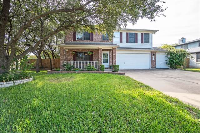 1900 Hawksbury Way, Cedar Park, TX 78613 (#5190016) :: The Perry Henderson Group at Berkshire Hathaway Texas Realty