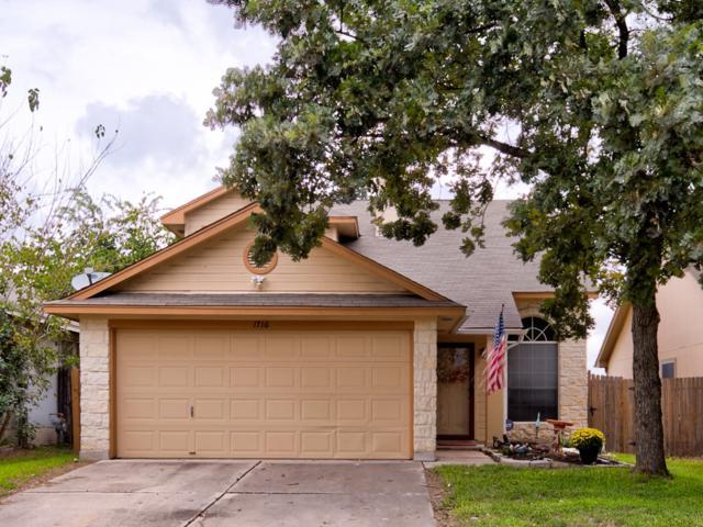 1716 Shire St, Pflugerville, TX 78660 (#5190028) :: Ben Kinney Real Estate Team