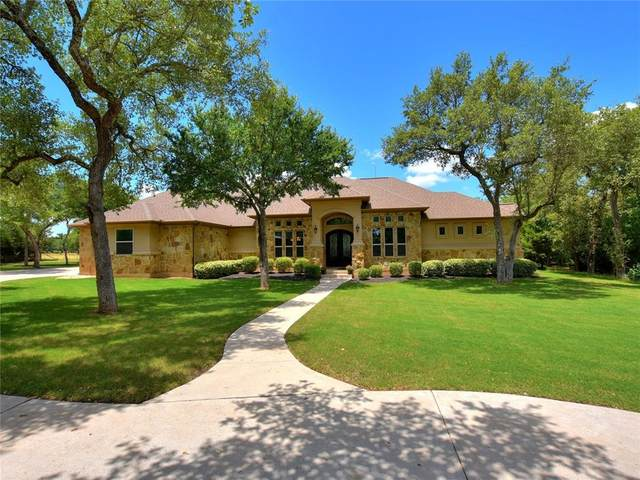 240 Gabriel Woods Dr, Georgetown, TX 78633 (#5191679) :: Lucido Global