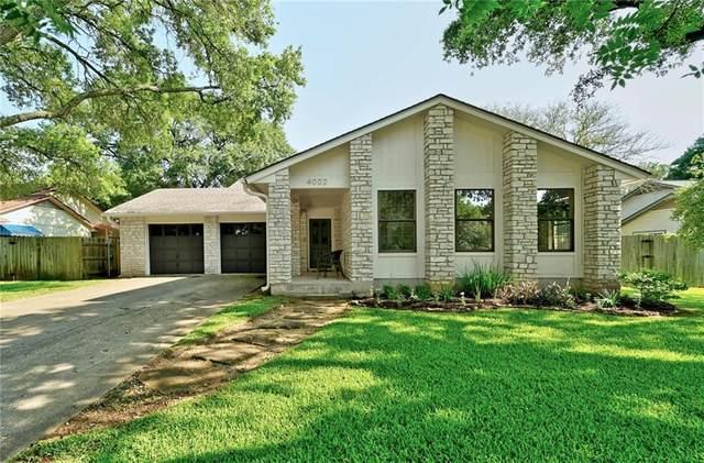 4002 Reynosa Dr, Austin, TX 78739 (#5193485) :: Papasan Real Estate Team @ Keller Williams Realty