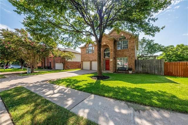 1602 Edelweiss Dr, Cedar Park, TX 78613 (#5194138) :: Zina & Co. Real Estate