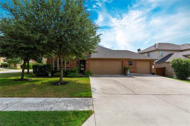 148 Copper Lake Ln, Georgetown, TX 78628 (#5194265) :: All City Real Estate