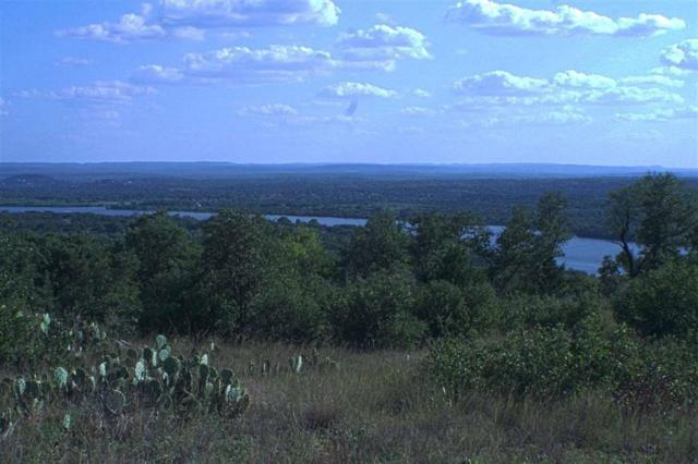 Lot 19 Lookout Mtn, Kingsland, TX 78639 (#5196125) :: The Heyl Group at Keller Williams