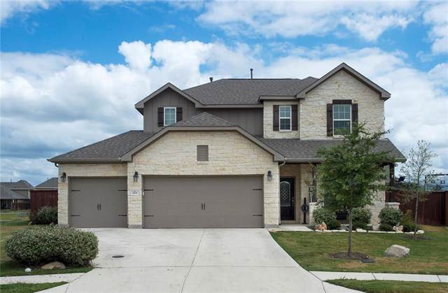 408 Vista Portola Loop, Liberty Hill, TX 78642 (#5197133) :: Realty Executives - Town & Country