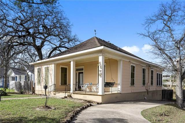 606 W 35th St, Austin, TX 78705 (#5197727) :: Green City Realty