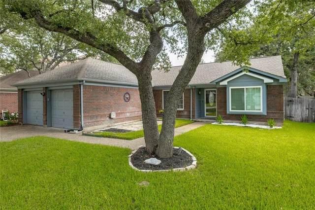1204 Parrot Trl, Round Rock, TX 78681 (#5199587) :: Papasan Real Estate Team @ Keller Williams Realty