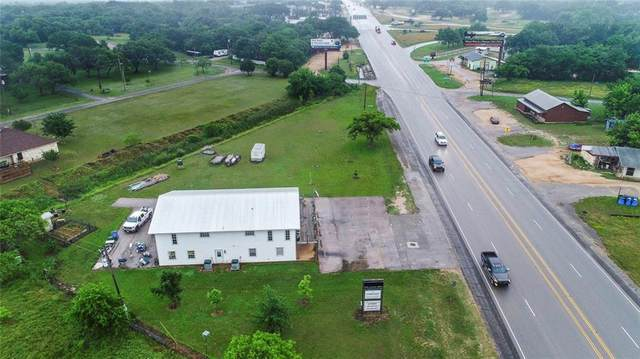 206 N Us Hwy 281, Johnson City, TX 78636 (#5200135) :: The Perry Henderson Group at Berkshire Hathaway Texas Realty