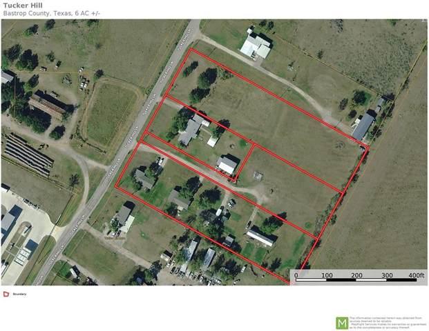 5111 Tucker Hill Ln, Cedar Creek, TX 78612 (#5203501) :: The Summers Group