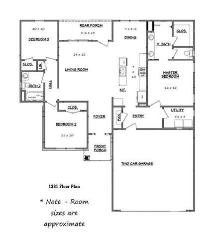 116 Mike Warner Dr, Burnet, TX 78611 (#5203876) :: Zina & Co. Real Estate
