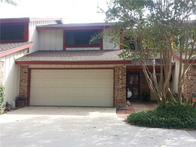 8901 Trone Cir C, Austin, TX 78758 (#5204188) :: Ben Kinney Real Estate Team