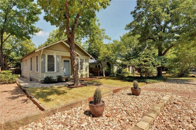 2102 Eva St, Austin, TX 78704 (#5204252) :: Ben Kinney Real Estate Team