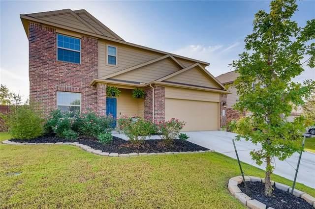 322 Jasper Trl, Buda, TX 78610 (#5205494) :: Papasan Real Estate Team @ Keller Williams Realty