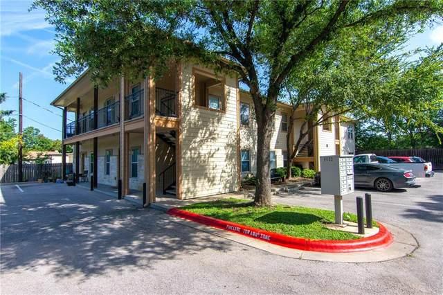 2106 Cullen Ave #206, Austin, TX 78757 (MLS #5206048) :: Green Residential