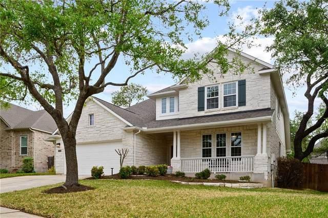 408 Water Oak Dr, Cedar Park, TX 78613 (MLS #5206634) :: Vista Real Estate