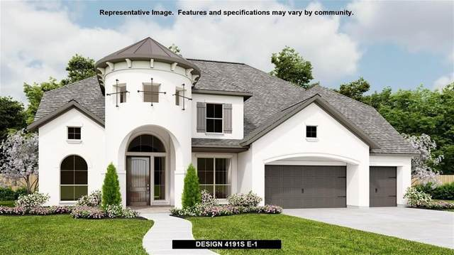 133 Tuscany Dr, Georgetown, TX 78628 (#5207901) :: First Texas Brokerage Company