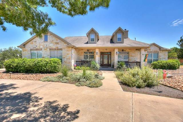 112 Standing Oak Dr, Georgetown, TX 78633 (#5208259) :: The Perry Henderson Group at Berkshire Hathaway Texas Realty