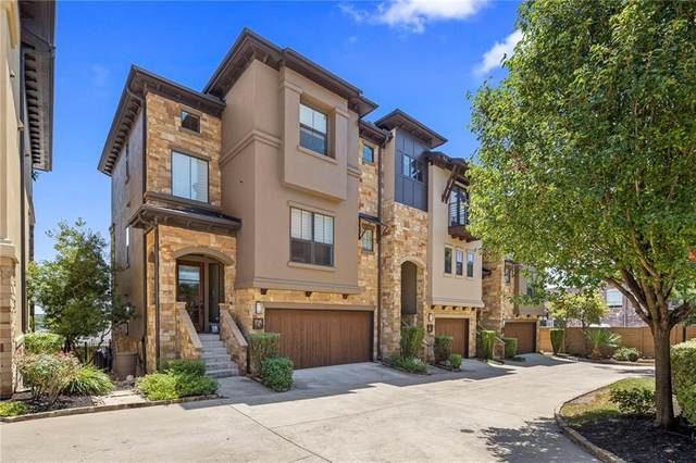 6533 E Hill Dr #6, Austin, TX 78731 (#5208761) :: The Heyl Group at Keller Williams