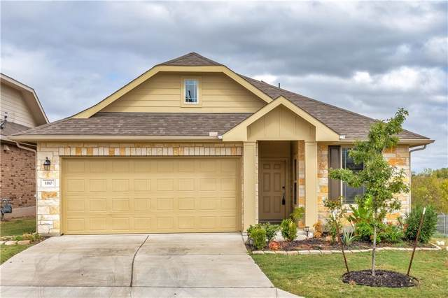 1110 Oblique Dr, Pflugerville, TX 78660 (#5210233) :: The Perry Henderson Group at Berkshire Hathaway Texas Realty