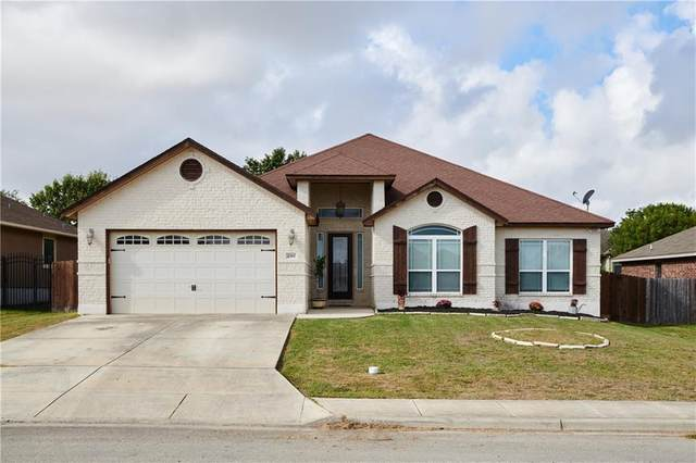2262 Sun Pebble Way, New Braunfels, TX 78130 (#5219189) :: First Texas Brokerage Company