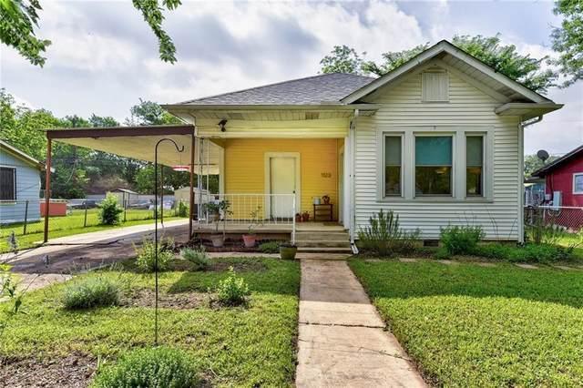 1123 Spur St, Austin, TX 78721 (#5220263) :: Sunburst Realty