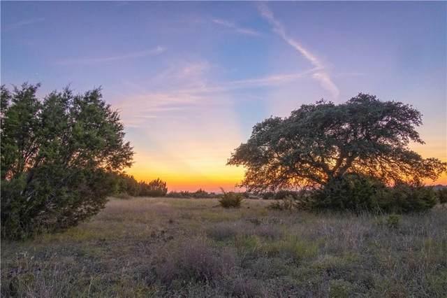 Lot 69 Three Creeks Dr, Bertram, TX 78605 (#5220716) :: Papasan Real Estate Team @ Keller Williams Realty