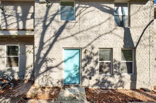 6211 Manor Rd #115, Austin, TX 78723 (#5220923) :: Zina & Co. Real Estate