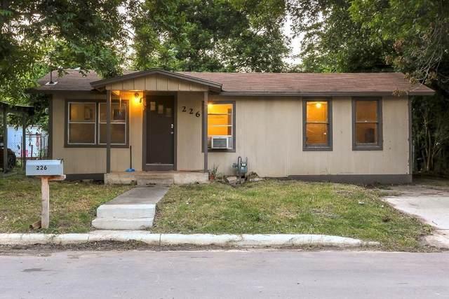 226 Comacho St, San Marcos, TX 78666 (#5221466) :: Lucido Global