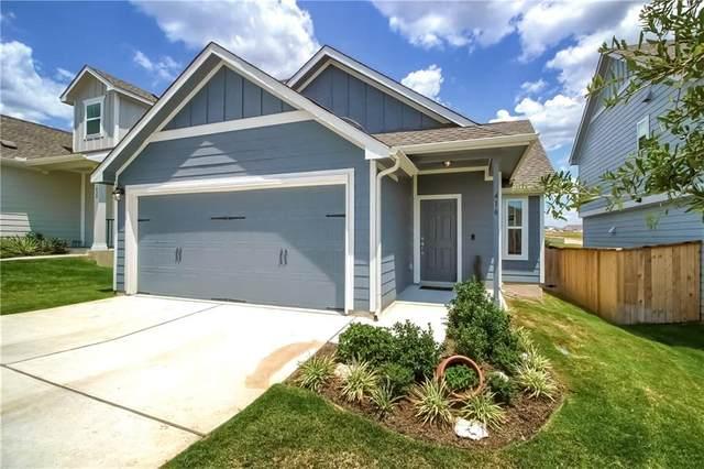 416 Red Buckeye Loop, Liberty Hill, TX 78642 (#5223387) :: Zina & Co. Real Estate