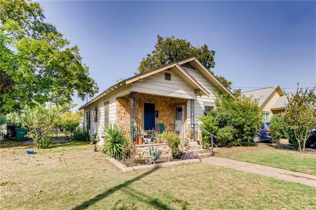 2100 Chicon St, Austin, TX 78722 (MLS #5225332) :: Brautigan Realty