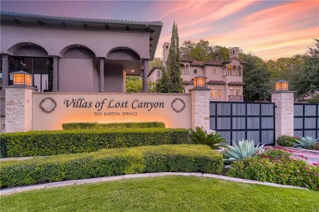 1529 Barton Springs Rd #2, Austin, TX 78704 (#5226580) :: Lauren McCoy with David Brodsky Properties