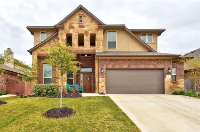 143 Tangerine Dr, Buda, TX 78610 (#5227140) :: Papasan Real Estate Team @ Keller Williams Realty