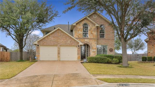 2748 Plantation Dr, Round Rock, TX 78681 (#5228537) :: Realty Executives - Town & Country