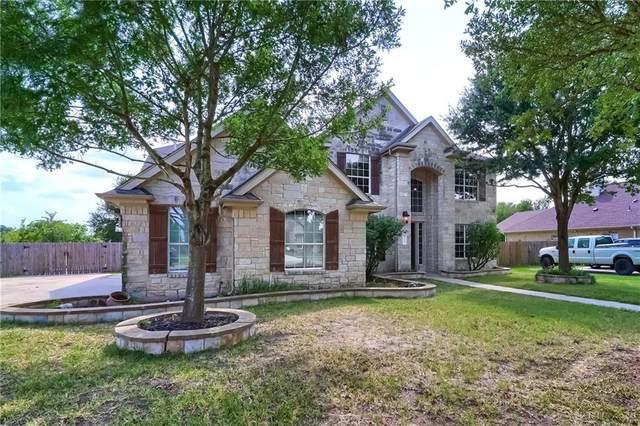 1105 Enclave Way, Hutto, TX 78634 (#5232837) :: Papasan Real Estate Team @ Keller Williams Realty