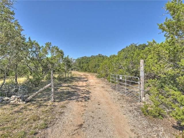 1070 Lone Man Mountain Rd, Wimberley, TX 78676 (#5233970) :: Watters International