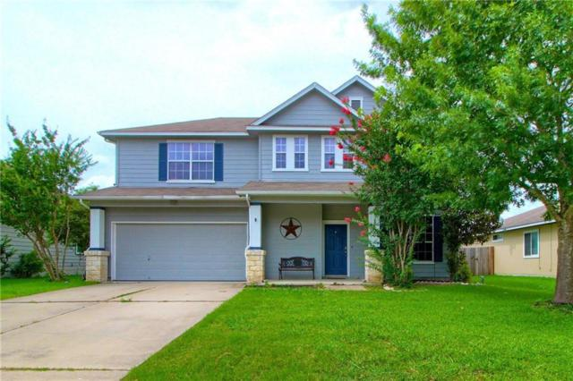 132 Holmstrom St, Hutto, TX 78634 (#5236959) :: The Perry Henderson Group at Berkshire Hathaway Texas Realty
