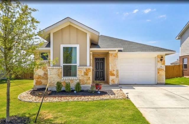 110 Lake Placid Run Run, Elgin, TX 78621 (#5237117) :: Papasan Real Estate Team @ Keller Williams Realty