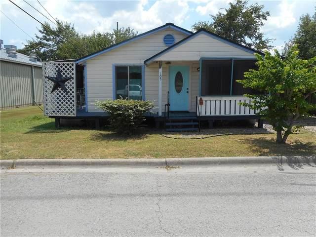105 W Pecan St, Taylor, TX 76574 (MLS #5238768) :: Brautigan Realty