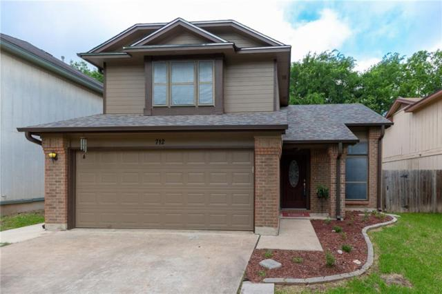 712 Smoke Signal Pass, Pflugerville, TX 78660 (#5243814) :: The Heyl Group at Keller Williams