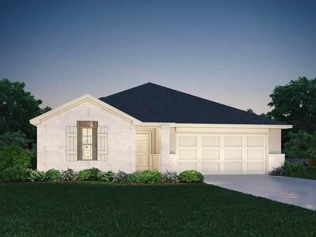 805 Main St, Hutto, TX 78634 (#5245779) :: Papasan Real Estate Team @ Keller Williams Realty
