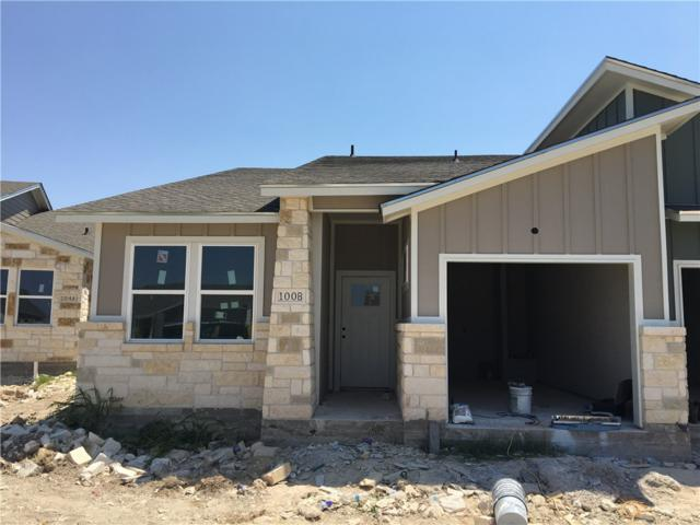 100 Bailey Kay Ct B, Jarrell, TX 76537 (#5247899) :: Ana Luxury Homes