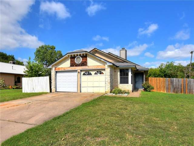 408 Hideaway Ln, Round Rock, TX 78664 (#5248436) :: The Summers Group