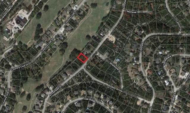 5302 Arrowhead Dr, Lago Vista, TX 78645 (MLS #5250826) :: Green Residential